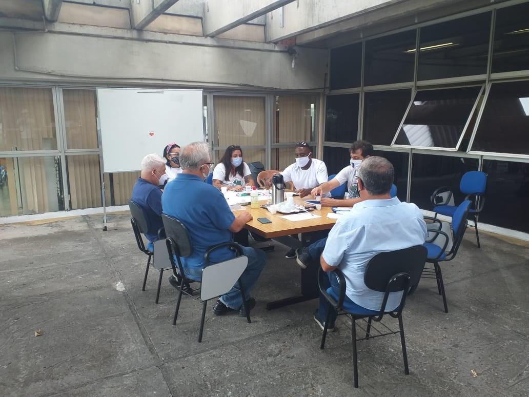 Atingido/as por enchentes da zona leste de SP se reúnem com Subprefeitura de São Miguel Paulista para discutir pautas e reivindicações