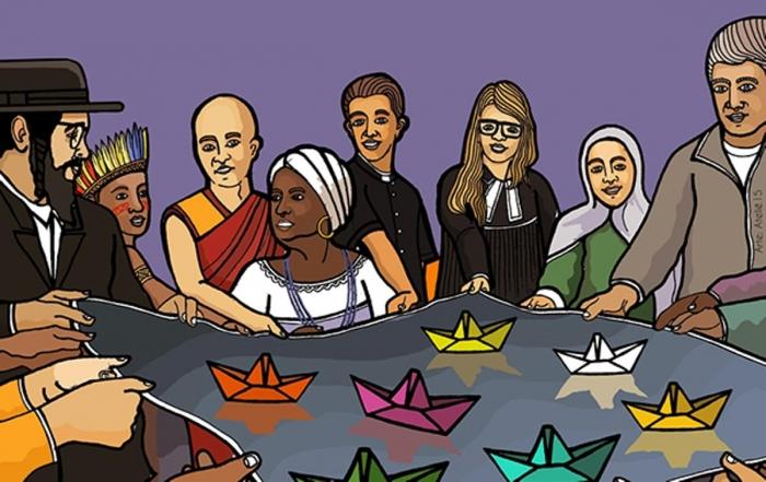 Evento debaterá intolerância, direitos, fundamentalismos e exclusão
