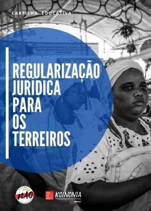 Regularização jurídica para os terreiros