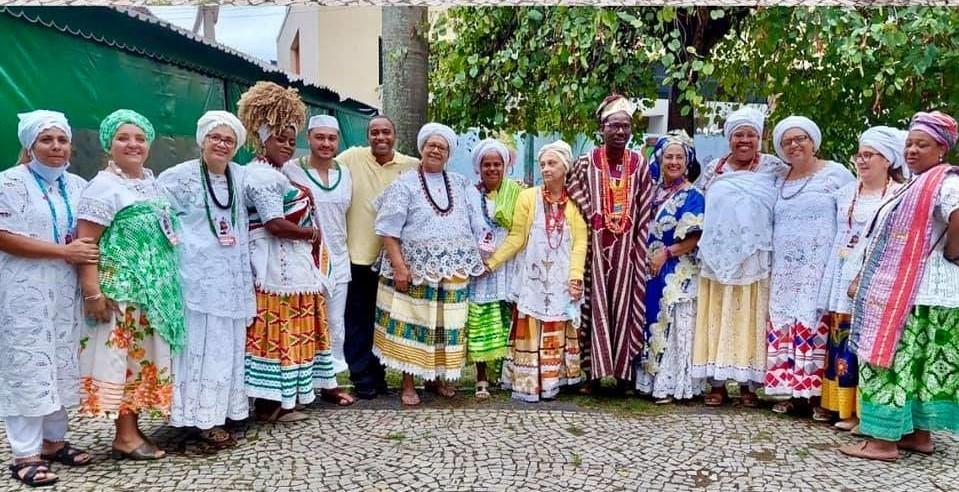 'Afrikerança': projeto do Matriarcado Ancestral do Brasil é lançado em evento no Rio de Janeiro